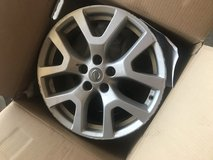 18 Inch Factory Rouge Rims in Bolingbrook, Illinois