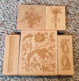 Floral Rubber Stamps in Elizabethtown, Kentucky