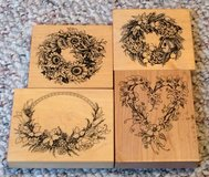 Wreath Rubber Stamps in Elizabethtown, Kentucky
