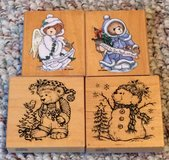 Christmas Rubber Stamps in Elizabethtown, Kentucky