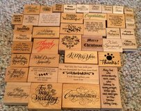Words and Phrases Rubber Stamps in Elizabethtown, Kentucky