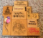 Birthday Rubber Stamps in Elizabethtown, Kentucky