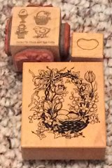 Easter Rubber Stamps in Elizabethtown, Kentucky