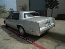 89 Cadillac DeVille 93 k miles in The Woodlands, Texas