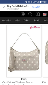 Cath kidston handbag in Lakenheath, UK