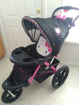 Hello Kitty Jogging Stroller in Colorado Springs, Colorado