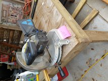 Miter Saw in Liberty, Texas
