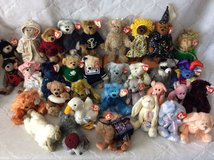 """Attic Treasures"" TY Beanie Babies in Perry, Georgia"