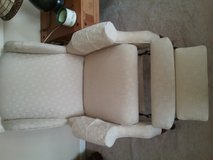 Recliner Wing Back Chair in Byron, Georgia