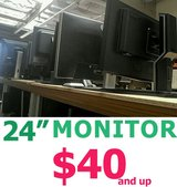 "24"" Computer Monitor - 24 inch in Miramar, California"