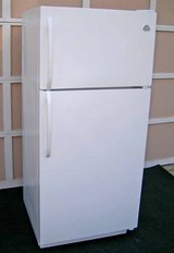REFRIGERATOR- Off- White REF-18 Cubic ft-Very Clean in Warner Robins, Georgia