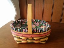 Longaberger Small Stained Easter Basket in Chicago, Illinois