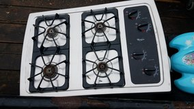 whirlpool gas range in Joliet, Illinois