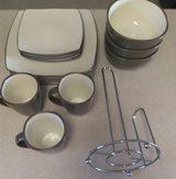 Dinnerware set in Fort Carson, Colorado