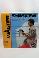 Wagner Power Painter Kit 235 – NEW IN BOX in Aurora, Illinois