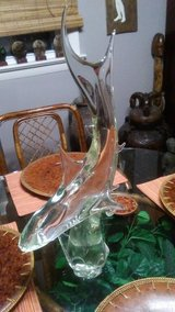 "VINTAGE MURANO GLASS SHARK 18"" in Bolling AFB, DC"