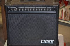 Crate GT-80 Reverb Amp in Tinley Park, Illinois