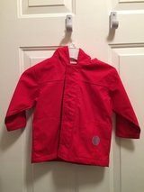 Red raincoat (18 months, unisex) in Plainfield, Illinois