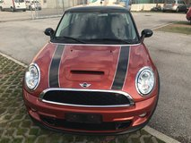 2013 Mini - Low Miles, PCS Price, Perfect for Europe! (in Vicenza) in Aviano, IT