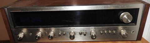 Pioneer SX727 Stereo Receiver in Ramstein, Germany