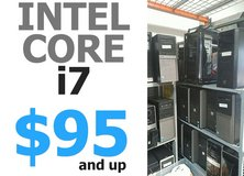 Desktop Computer PC - Intel Core i7 (Wholesale Price) in Miramar, California