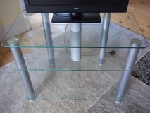 Glass TV Stand in Lakenheath, UK