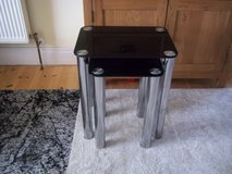 Nest of 2 glass coffee tables in Lakenheath, UK
