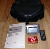 Sony HandyCam DCR-HC30 Digital Video Camera Recorder & Bag in Byron, Georgia