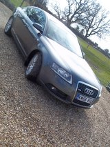 Audi A6 Line TDI Quattro A in Lakenheath, UK