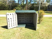 Rubbermaid Small Outdoor Shed in Camp Lejeune, North Carolina