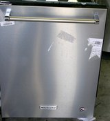 """Whirlpool KDTE204GPS dishwasher brand name KitchenAid """"I purchased as a return"""" in Cherry Point, North Carolina"""