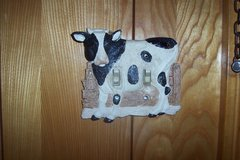 Double Cow Light switch in Conroe, Texas