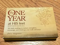 The One Year At His Feet Devotional in Lockport, Illinois