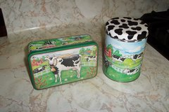 Cow Tins in Conroe, Texas