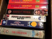 VHS Tapes - Those shown in the pic. in Glendale Heights, Illinois