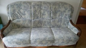 Couch + 2 armchairs in Ramstein, Germany