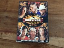 Survivor Season Two The Australian Outback in Spring, Texas