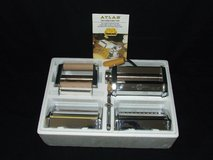 Atlas Pasta Maker 150mm Deluxe NEW Made in Italy in Oswego, Illinois