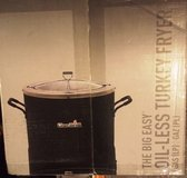 Charbroil Big Easy Oil less Turkey Fryer (still in box) in Palatine, Illinois