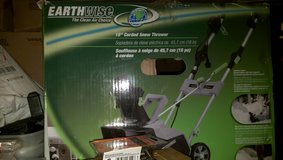 Earthwise SN71018 18-Inch 13.5-Amp Snow Blower in Cary, North Carolina