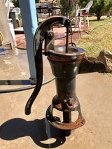 #1-Old Cast Iron Water Pump in Alamogordo, New Mexico