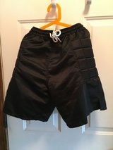 Goalie shorts (adult size small) in Wheaton, Illinois