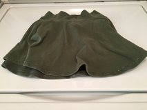 Olive green skort (Justice) in Shorewood, Illinois
