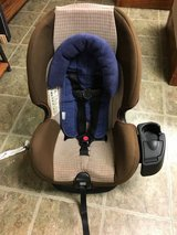 Brown toddler car seat (front facing) in Chicago, Illinois