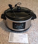 6 Quart Crockpot with Probe in Fort Knox, Kentucky