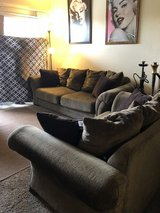 Sofa and loveseat in Miramar, California