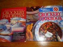 crockpot cookbooks in Naperville, Illinois