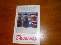 desserts cookbook in Chicago, Illinois