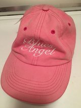 "Girls pink ""Blues Angel"" baseball cap in Chicago, Illinois"