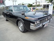 TOYOTA CROWN 1974y in Okinawa, Japan